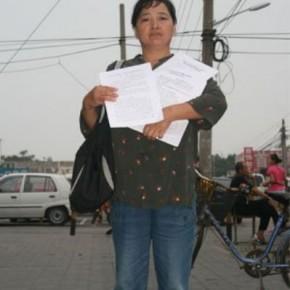 Prisoner of Conscience – Ma Lijun