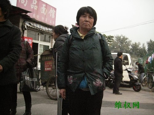Bo Shuying (博淑英) has run into stonewalls in seeking accountability for her detention in a Re-Education Through Labor camp.