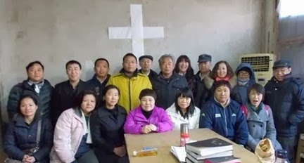 Members of a Beijing-based Christian group were recently detained, including their leader Xu Yonghai (徐永海)