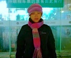 Activist Liu Shasha (刘莎莎) is reportedly being held in Beijing No. 1 Detention Center