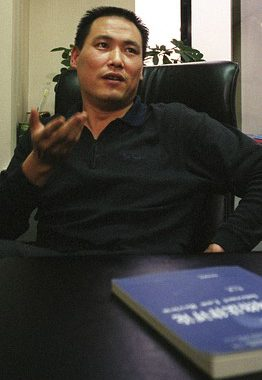 China Detains Rights Lawyer
