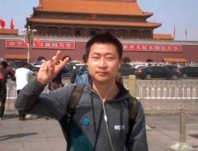 "Chongqing netizen Liu Wei (刘伟) was seized in Beijing and then criminally detained on May 17 on charges of ""creating a disturbance."""
