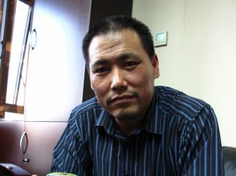 Prominent human rights lawyer Pu Zhiqiang (浦志强) and his niece, the lawyer Qu Zhenhong (屈振红), have been formally arrested in Beijing. (image: chinese.rfi.fr)