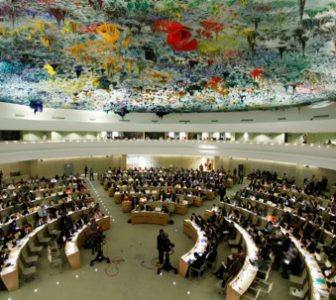 "UN Member States: Vote ""No"" and End China's Membership on UN Human Rights Council"