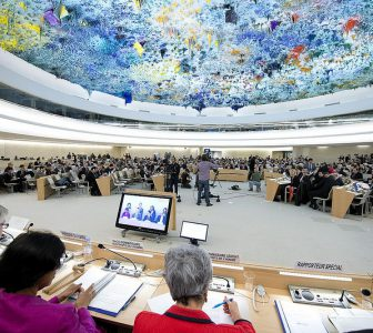 A Mid-term Assessment of China's Implementation of 2013 UPR Recommendations