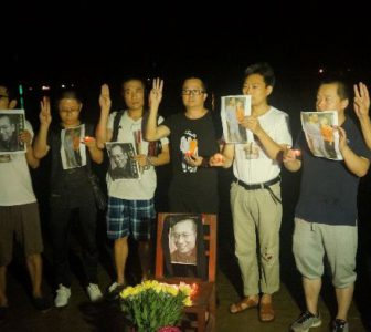 Seven Confirmed Detained for Mourning Liu Xiaobo, Whereabouts of Liu Xia Remain Unknown