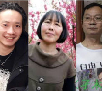 Chinese Government Puts Human Rights Defenders on Trial During Holiday Season to Hide Rights Abuses