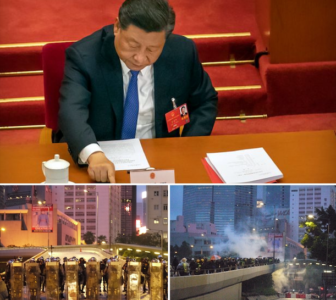 Joint NGO Open Letter Calls on China to Stop Imposing National Security Law on Hong Kong