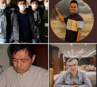 2 Journalists Imprisoned for Outspokenness & Hong Kong Democrats Targeted
